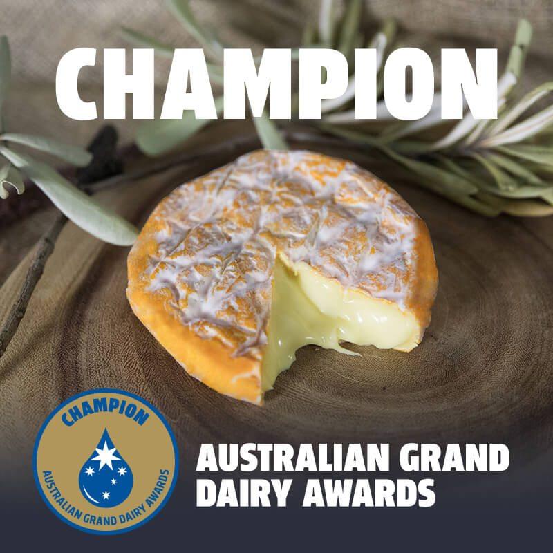 Australian Grand Dairy Awards 1