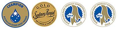 Woombye Blackall Gold Washed Rind Awards 1 1