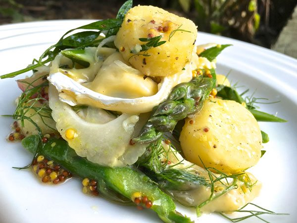 Woombye Cheese Company Recipes Kipfler Potato