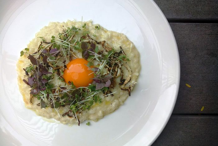 Woombye Cheese Company Recipes Washed Rind Risotto