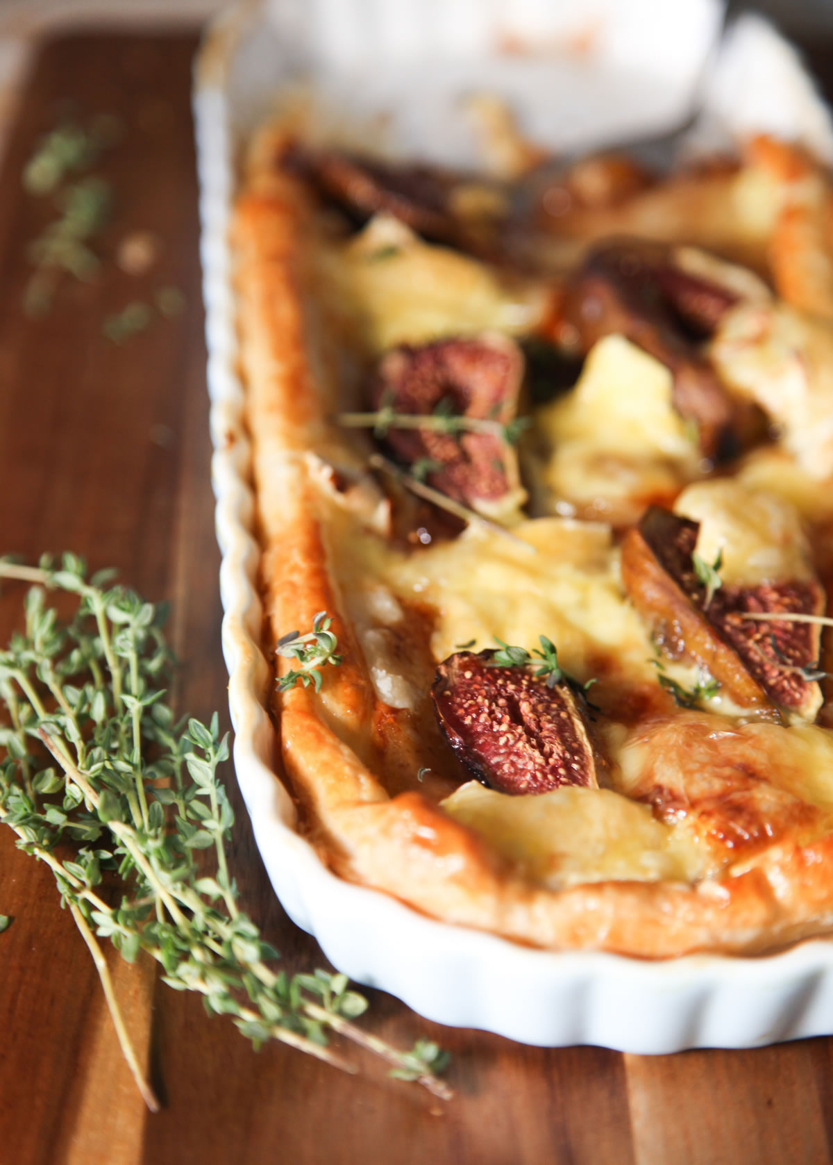 Recipe Ugly Duck Preserves Fig Fennel Tart02